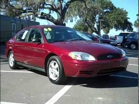 Ford Dealer Gainesville Fl with used Ford Taurus for sale