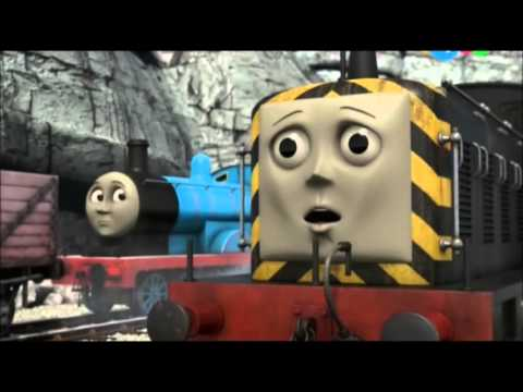 Thomas and friends. Floral mess. 13 season. 12 series.