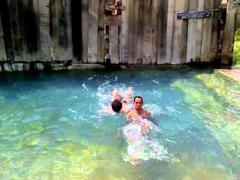 Khir Ganga Hot Spring Youtube