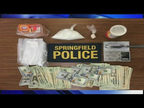Springfield brothers charged with trafficking cocaine