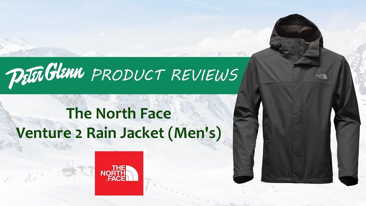 9a7be6848 The North Face Venture 2 Rain Jacket (Men's) | Peter Glenn