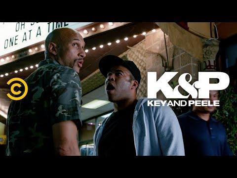 Non-Scary Movie - Key & Peele