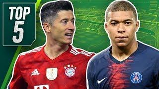 Wer ersetzt Cristiano Ronaldo? Die Top 5 Transfers für Real Madrid!