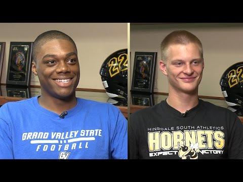 Xfinity Prep Profile: Robert Hall & Sean McCormack, Hinsdale South High School