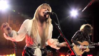 """Grace Potter and the Nocturnals - """"Why Don't You Love Me"""" (BEYONCE COVER!!!!)"""