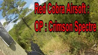 (5/17/15) Operation : Crimson Spectre RC-01 w/ WE GBBR