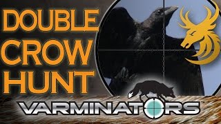 Shooting Crows - Hunting with an Armsan Shotgun!