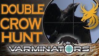 Shooting Crows - Hunting with an Armsan Shotgun!