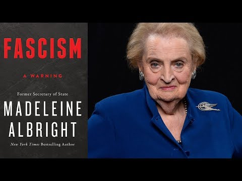 Madeleine Albright On Fascism: A Warning At The 2018 National Book Festival
