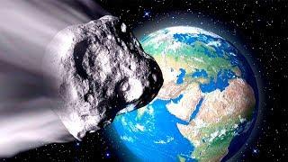 Что будет с людьми, если на землю упадет самый маленький астероид? - Universe Sandbox 2