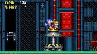 Sonic the Hedgehog 2 Genesis in 19:55