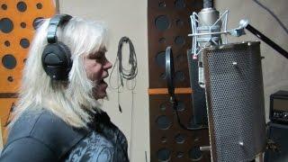 "Margenta - запись песни ""Легенда о Каркассоне"" (Андрей Кустарёв)"