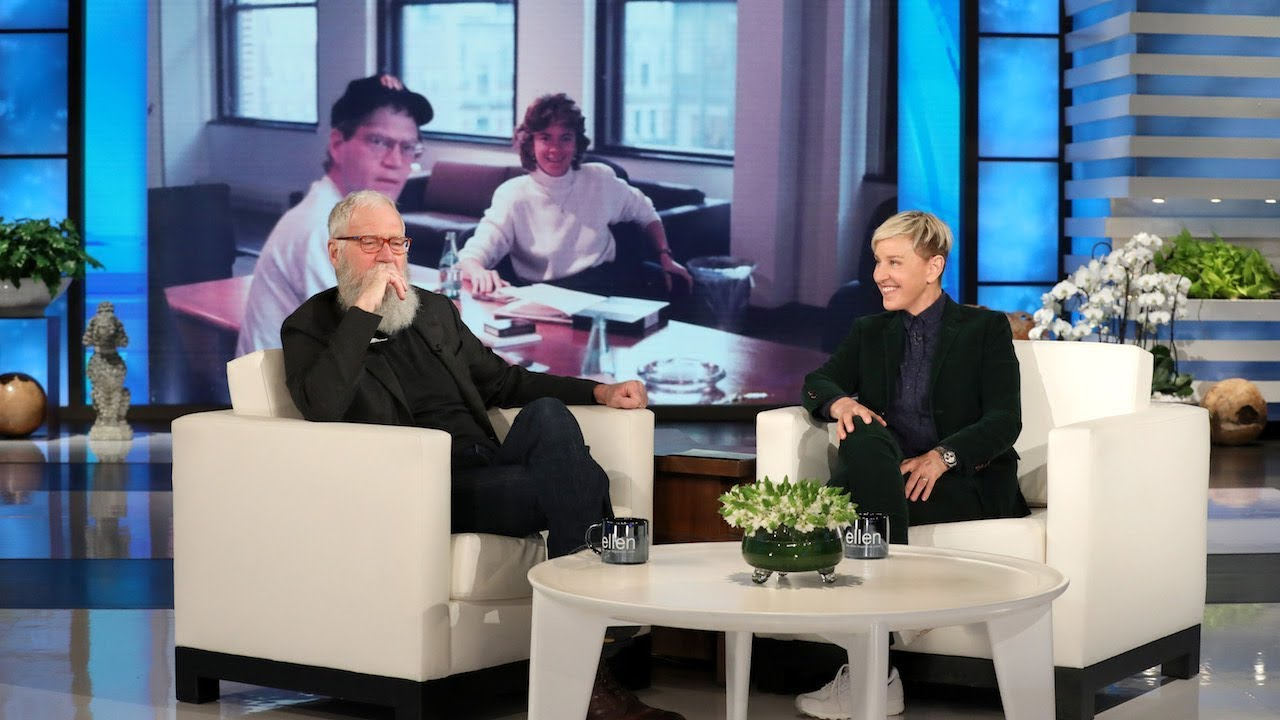 David Letterman on the Terrifying Moment He Thought He Was Going to Prison