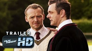 SLAUGHTERHOUSE RULEZ | Official HD Trailer (2018) | SIMON PEGG, NICK FROST | Film Threat Trailers