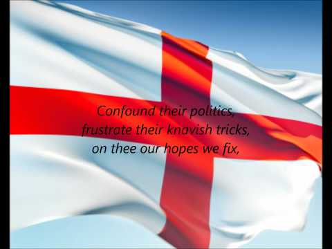English National Anthem -