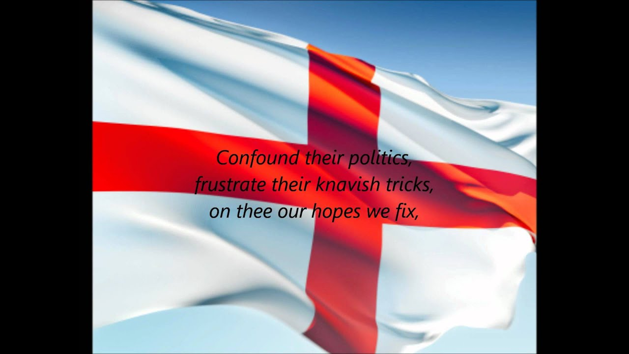 English National Anthem -