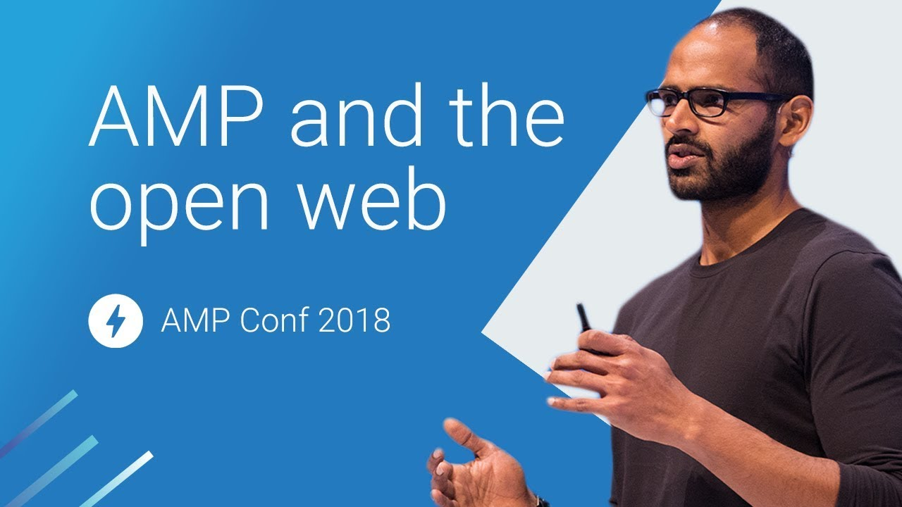 How Amp Is Helping the Open Web Stay Sustainable (Amp Conf 2018)
