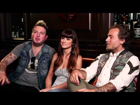 Gloriana  - The Warner Sound Sessions  at CMA Fest