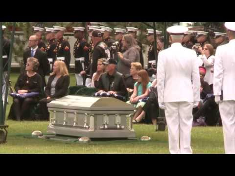 Marines Laid to Rest on 38th Anniversary of Battle of Koh Tang