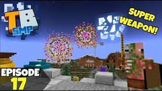 Truly Bedrock Episode 17! Fun With Explosive Crossbows! Minecraft Bedrock Survival Let's Play!