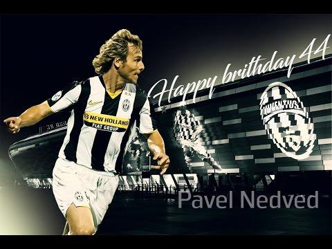 Pavel Nedved ᴴᴰ ● Goals and Skills ● 1991 — 2009