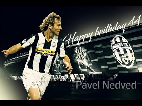 Pavel Nedved ᴴᴰ ● Goals and Skills ● 1991 — 2009