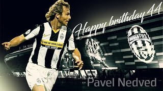 Pavel Nedved ᴴᴰ ● Goals and Skills ● 1991 - 2009