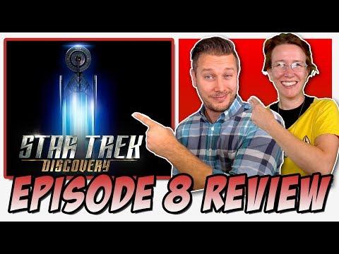 "Star Trek: Discovery - TV Review Episode 8 ""Si Vis Pacem, Para Bellum"" 01x08"
