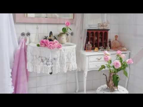 Lovely And Inspiring Shabby Chic Bathroom Decor Ideas Decorating Ideas    bathroom design ideas