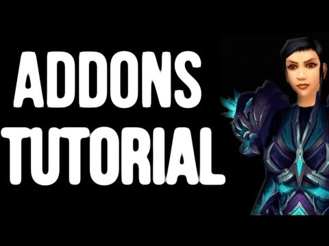 Addons/UI 4.3.4 In-Depth Tutorial of Cartoonz UI (World of Warcraft Commentary / Gameplay)
