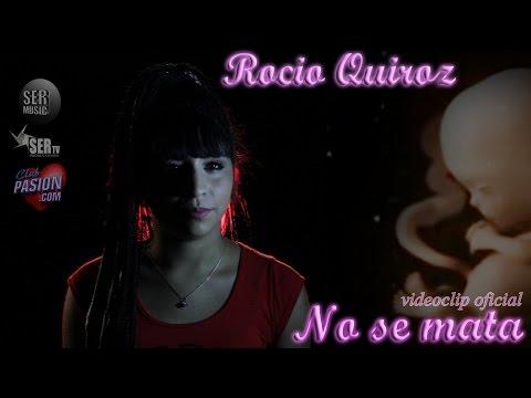 Rocio Quiroz - No se mata Videoclip Oficial 2015