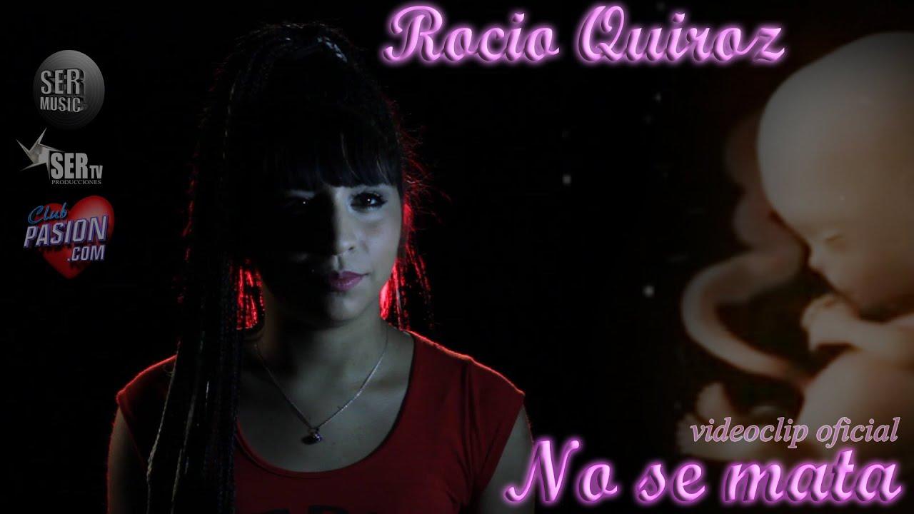 rocio-quiroz-no-se-mata-videoclip-oficial-2015-clubpasionvip