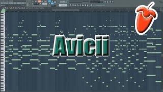 Video Best Melodies of Avicii [] FL Studio + FLP download MP3, 3GP, MP4, WEBM, AVI, FLV Juli 2018