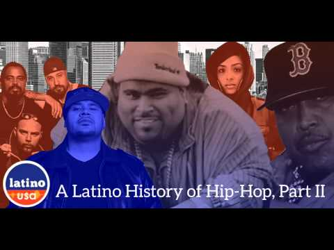 A Latino History of Hip-Hop, Part II