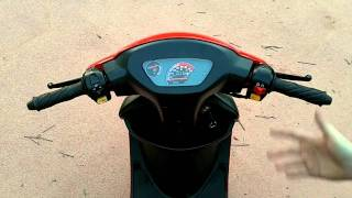 How-To: Starting TaoTao 50cc/150cc Scooter Moped