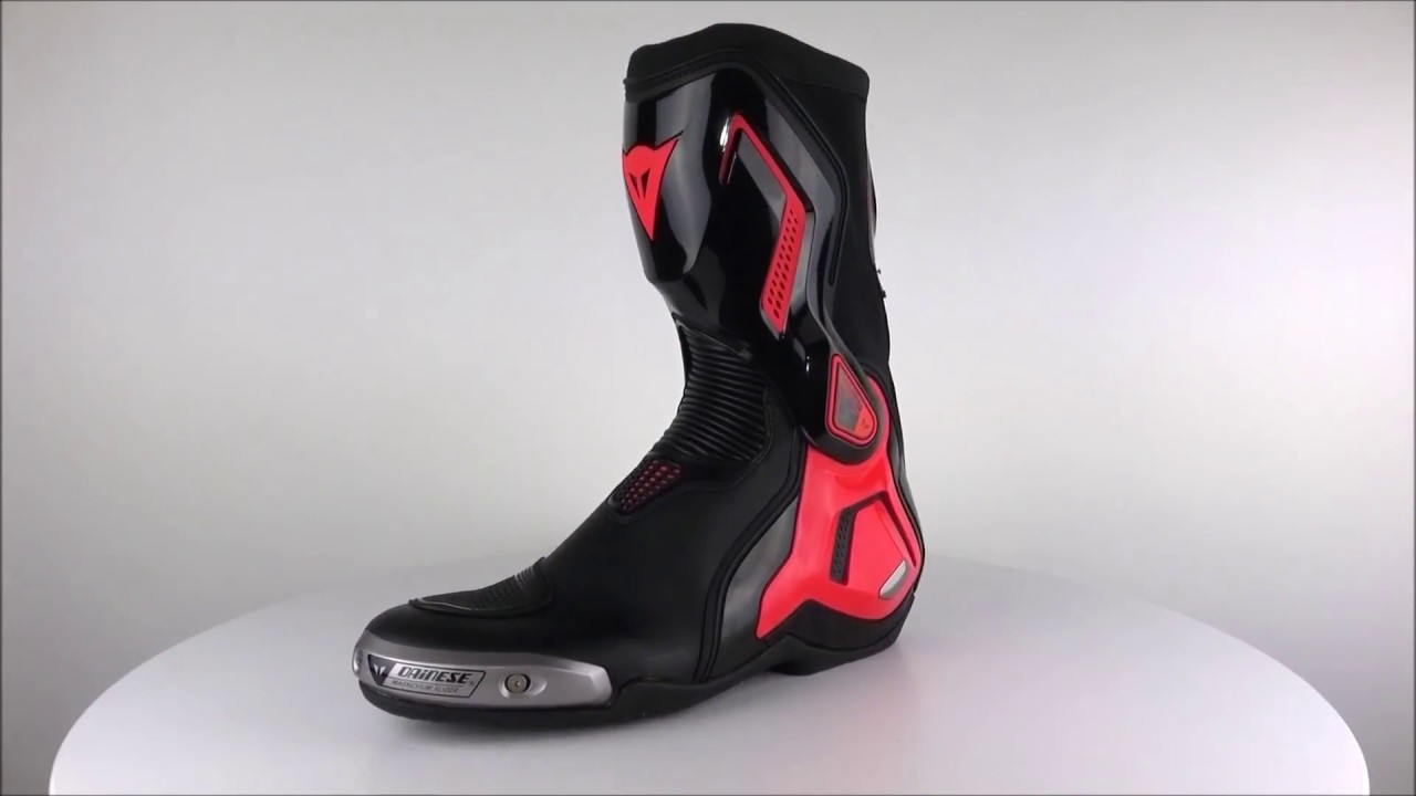 dainese torque d1 out boots black red championhelmets. Black Bedroom Furniture Sets. Home Design Ideas