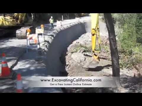 Erosion Control Landslide Repair | (925) 202-2999 | Excavating Contractor