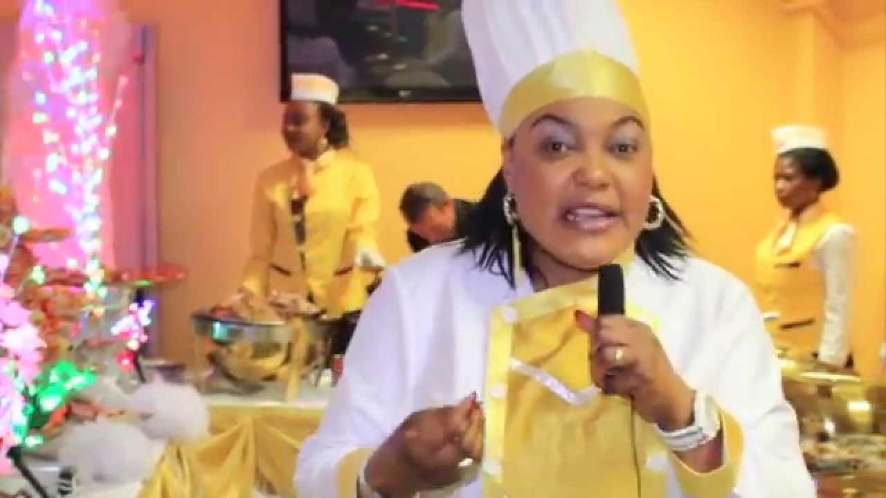 traiteur africain mariage avec maman elyane nitu traiteur congolais 21 juin 2014 - Traiteur Camerounais Mariage