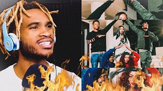 Gambar cover MS COSMO FT. NASTY C , ROUGE, KWESTA - CONNECT | REACTION VIDEO