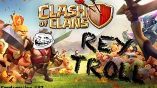 Emplumaitor 087 - ¡¡¡EL Rey TROLL!!! - Sucos Clash of Clans