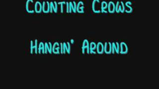 Counting Crows- Hangin