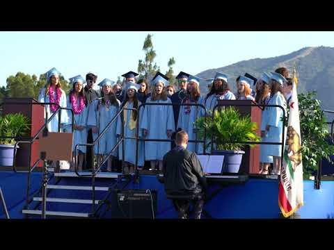 Crescenta Valley High School Graduation, 2018 Part I