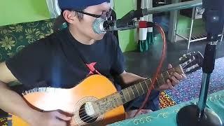 Cover gitar akustik assalamu'alaika yaa yaarosulalloh