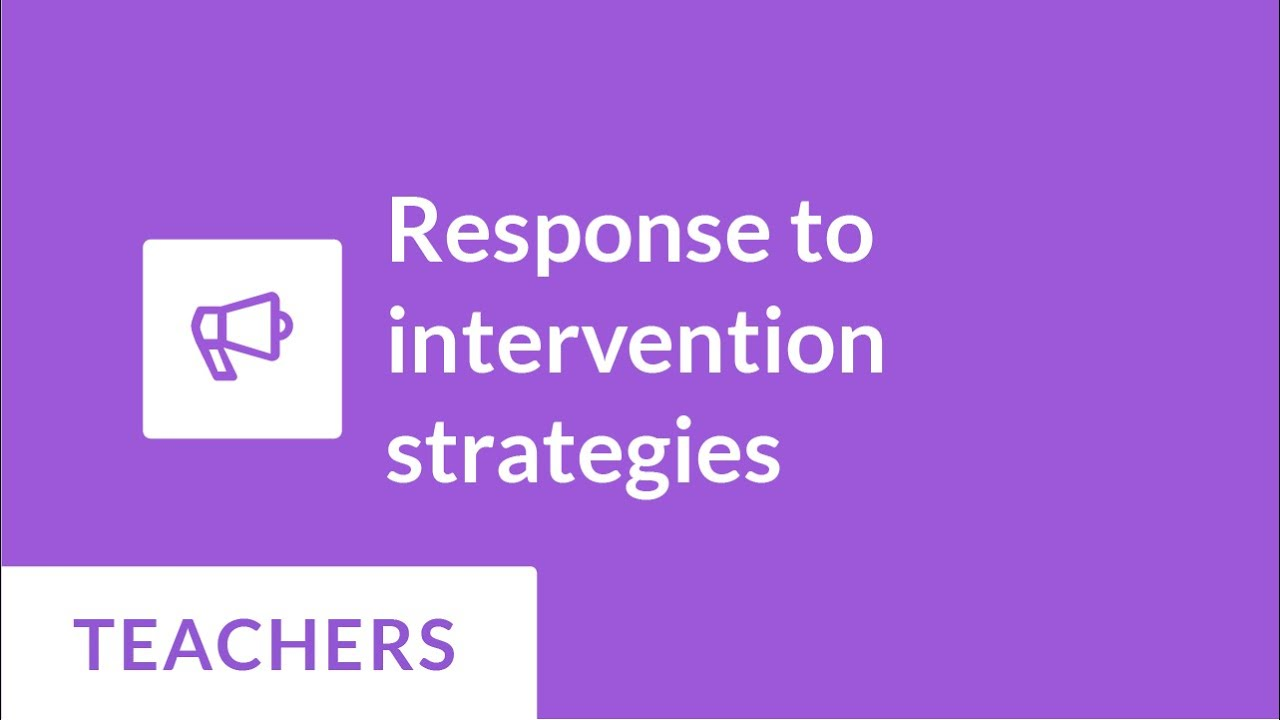 The Teacher's Response to Intervention (RTI) Guide | Prodigy