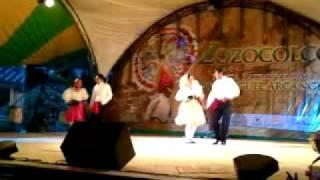 """Coahuila, Danza Folklórica """"KamanFolk"""""""