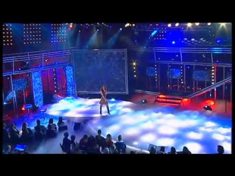 Idol 2005: Agnes Carlsson - Right here, right now - Idol Sverige (TV4)