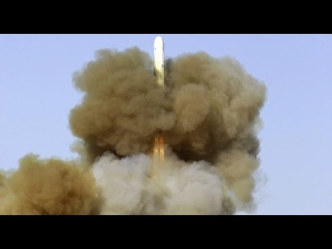 Clip hiếm về các vụ phóng tên lửa đạn đạo của Nga