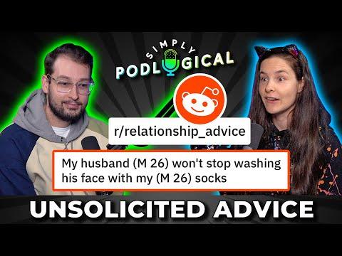 Giving Reddit Relationship Advice - SimplyPodLogical #35