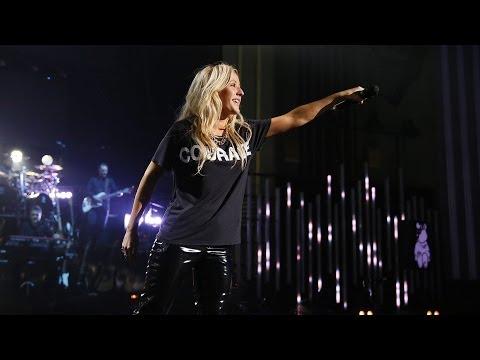 Ellie Goulding - Burn at Children In Need Rocks 2013