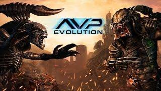 במבט ראשון הנוסע השמיני נגד הטורף עברית  AVP-Alien vs Predator THE GAME